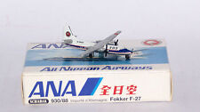 Schabak Fokker F.27-200 ANA All Nippon Airways JA8635 in 1:600 scale