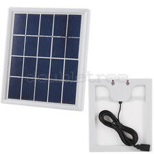 5V 4W 800mA Mini USB-slot Solar Panels Module for Cell Phone Toys Home Lighting