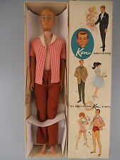 Barbie Puppe - Ken #750 - Barbies Boyfriend - 60er Jahre in OVP - (73)