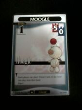 Moogle 33/128 R card Kingdom Hearts TCG/CCG Square Enix Disney Final Fantasy