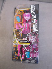 MONSTER HIGH - DAY-TO-NIGHT- DRACULAURA- FASHION DOLL NEW  SEALED
