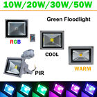 Outdoor 10W 20W 30W 50W RGB Classic PIR Motion Sensor Security LED Flood Lights