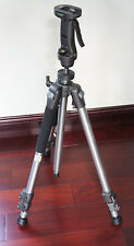 Fancier FT-6703 Professional Tripod with Ball Head (Silver)