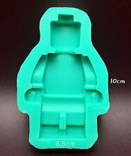 Brick Men Lego Silicone Moulds