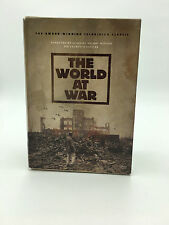 Complete The World At War DVD Set 11 Discs series