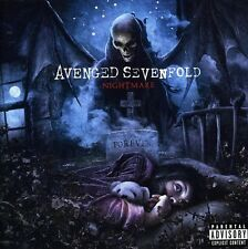 Nightmare - Avenged Sevenfold (2010, CD NEUF) Explicit Version