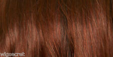 Exotic Cleopatra Style Long Medium Blonde Brunette Red Straight Skin Top Wigs
