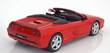 HOTWHEELS - ELITE (MATTEL) 1/18 FERRARI 355 Spider - RED BLY34