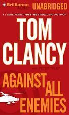Against All Enemies by Tom Clancy Audiobook (2011, MP3 CD, Unabridged)
