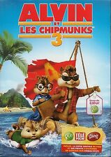 DVD ZONE 2--ALVIN ET LES CHIPMUNKS 3--MIKE MITCHELL