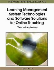 Learning Management System Technologies and Software Sollutions for Online...