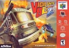 Nintendo64 N64 Vigilante 8 2nd Offense  Cover  Fridge Magnet  Decor