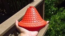 Playmobil Medieval Castle 3666 3667 Red Roof Cupola Cone Pinacle for Weathervane