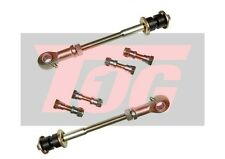 EXTENDED Thread Adjustable Sway Bar Links suits Patrol GU FRONT 2-8 INCH Lift