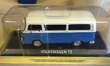"DIE CAST "" VOLKSWAGEN T2 "" LEGENDARY CARS SCALA 1/43"