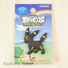 Pokemon Best Wishes crocs charms Umbreon Rubber pin From Japan