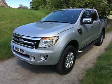 Ford Ranger 2.2 TDCi XLT Double Cab 4WD, 2012 12 in Moondust Silver