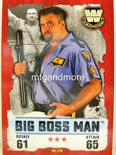 Slam Attax takeover - #218 Big Boss Man