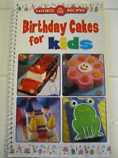 Birthday Cakes for Kids from Favorite All Time Recipes