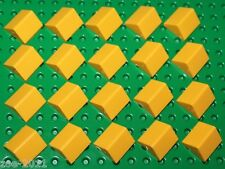 Lego Yellow Slope 2x2 Double 20 pieces NEW!!!