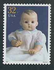 Scott  #3151-f...32 Cent...American Dolls...Baby Coos...15 Stamps