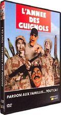 41480 //L'ANNEE DES GUIGNOLS 2002/2003 PARDON AU FAMILLES  TOUT CA DVD NEUF