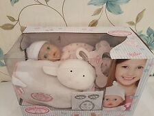 Baby Annabell boxed with extras