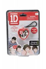 One Direction 1d Heart Shaped Singing Keyring Brand New Gift