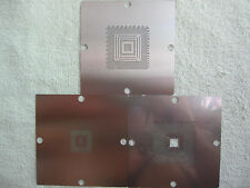 8*8 PS3 CECH-3000 CPU CXD2996GB RSX GPU CXD5301DGB Southbridge CXD9963GB Stencil