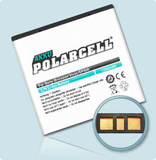 PolarCell Battery Sony Ericsson Live with Walkman WT19i Accu Battery WT19a