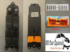 Lexus IS200/IS 200 - Driver Side Front Window Switches - 84040-53050