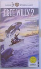 VHS - WARNER BROS/ FREE WILLY -  2