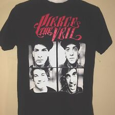 PIERCE THE VEIL  2012 SMALL  T-SHIRT ROCK OUT OF PRINT