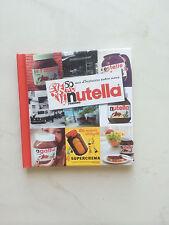 Livre de recette 50 ans de Nutella