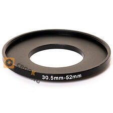 LENS ADAPTER STEPPING STEP UP RING 30.5mm to 52mm Filter By Kood - FREE UK P&P