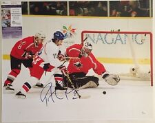 Patrick Roy Autographed Team Canada 16x20 Hockey Photo 1 JSA COA