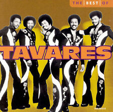 Best of Tavares [Collectables] by Tavares (CD, Apr-2001, EMI-Capitol Special...