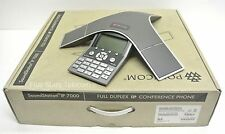 Polycom SoundStation IP 7000 VoIP Conference Phone PoE (2200-40000-001) NEW