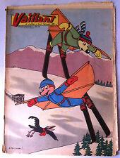"PIF Vaillant n°656 du 8/12/1957; Davy Crockett/ Nasdine Hodja/ ""Une fameuse chas"