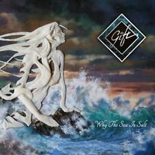 THE GIFT - WHY THE SEA IS SALT DIGIPAK  NEW  UK SYMPHONIC MELODIC PROG 2016