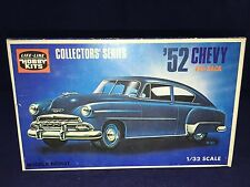 COLLECTORS SERIES 52 CHEVY FAS BACK CAR MODEL HOBBY KIT VINTAGE TOY NEW IN BOX