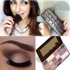Spot Faced Chocolate Bar Sweet Color Eyeshadow Makeup Heart Beauty