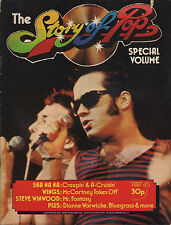 Sha Na Na on Magazine Cover     Wings     Steve Winwood