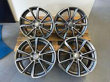 19 Zoll MAM A5 Alu Felgen et30 5x112 Grau für Audi A4 A5 A6 A7 A8 RS4 S-Line CC