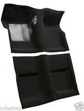 65-68 Ford Mustang Coupe 100 % NYLON Carpet Set - BLACK