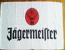 JAGERMEISTER FLAG 3 x 5ft - 90cm x 150cm BAR FLAGS WITH GROMMETS AND SEALED NEW
