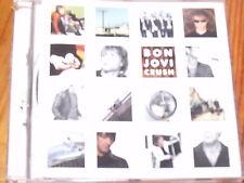 CD BON JOVI Crush