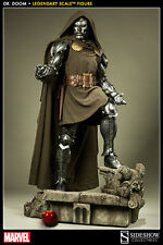Marvel: Sideshow: DR DOOM Legendary Scale statue - RARE (x-men/thor/ironman)