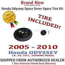 Genuine OEM Honda Odyssey Space Saver Spare Tire Kit 2005-2010