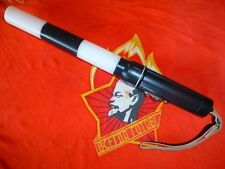 old Vintage Russian USSR Traffic military army Police GAI Light Wand Baton 1960